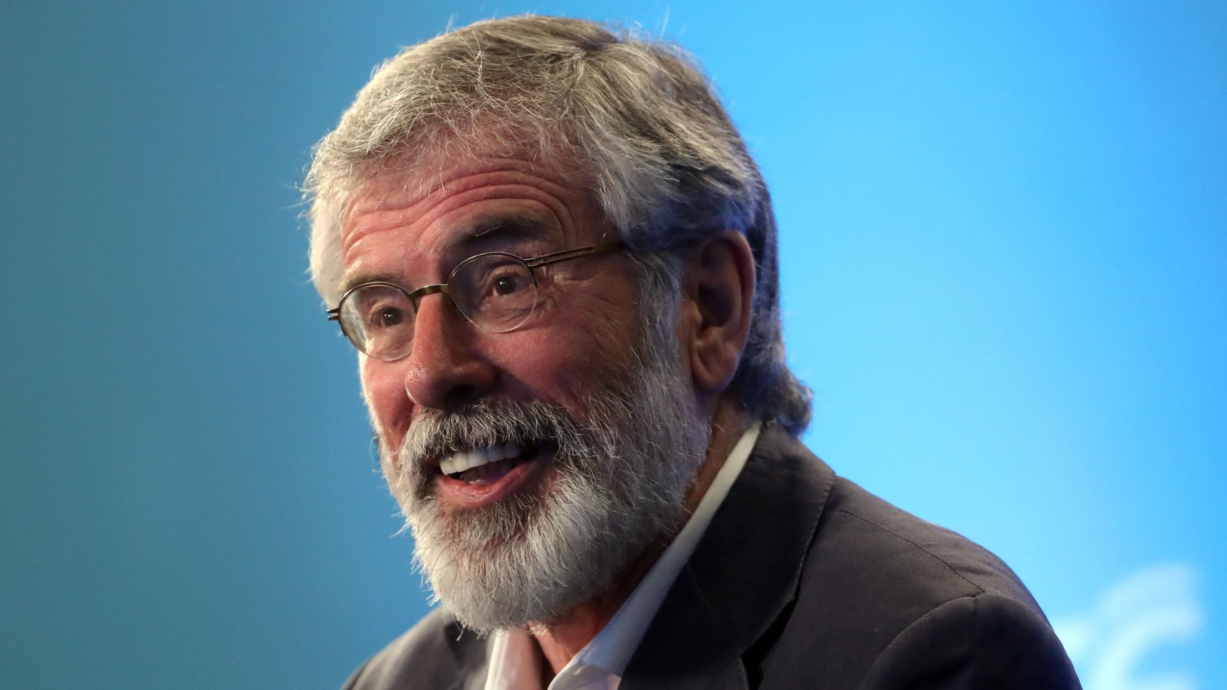 Sinn Fein cautious on DUP, May tie-up but would welcome funding