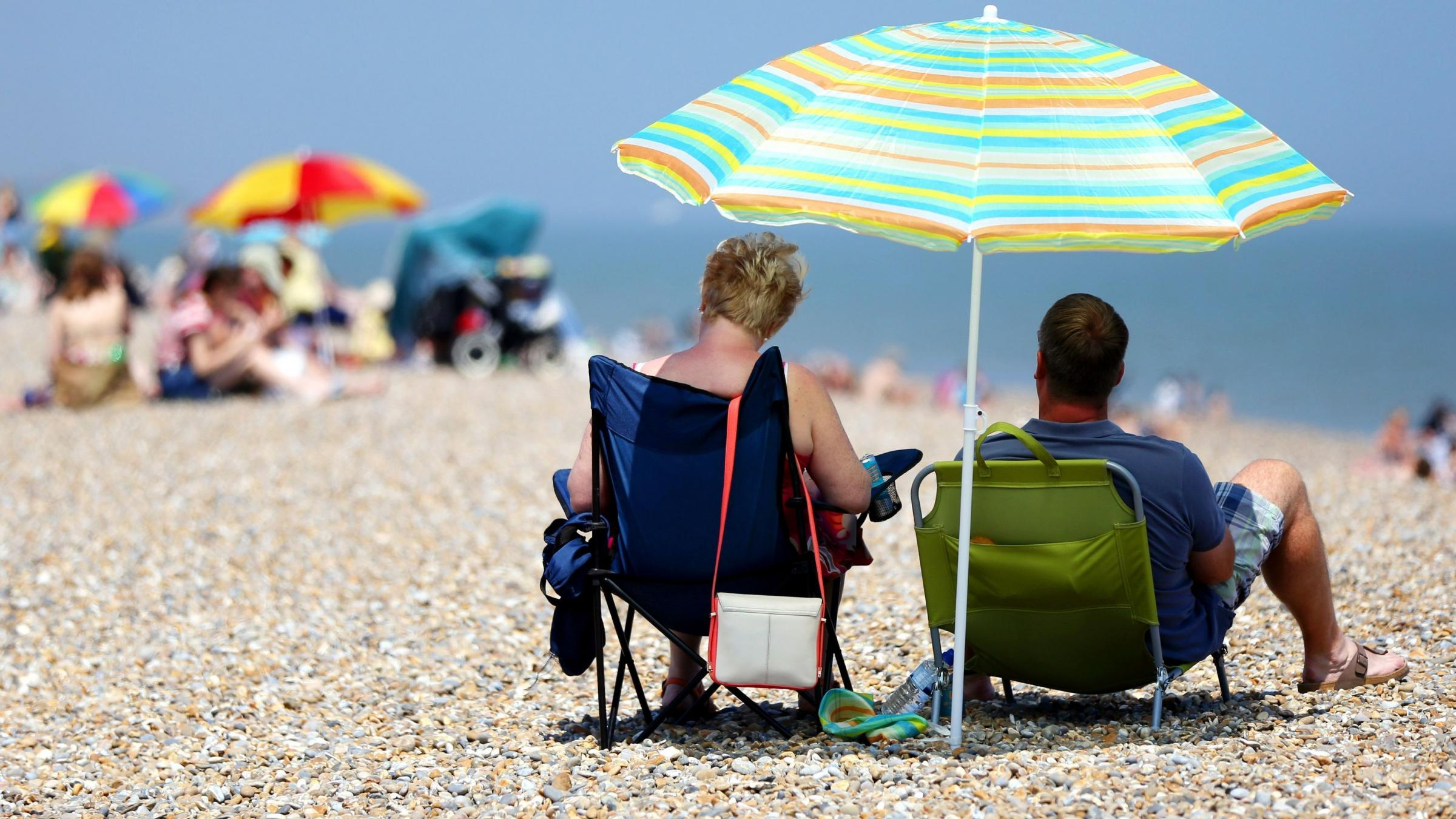 United Kingdom  heatwave 2017 latest as weather warnings issued for Britain