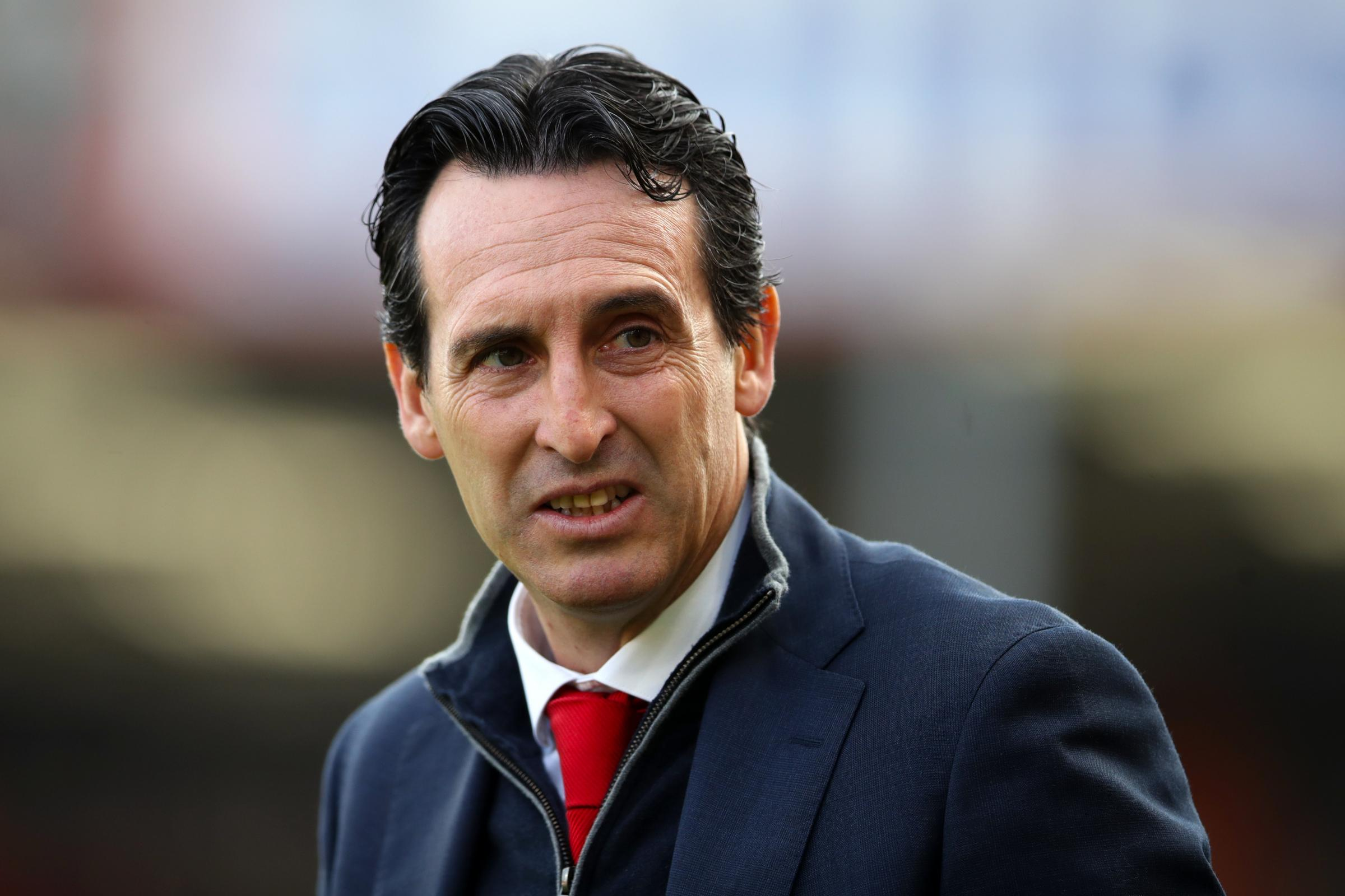 Arsenal manager Unai Emery has led his team to a 20-match unbeaten run